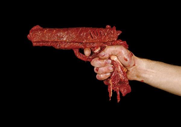 Mit Essen spielt man nicht – man formt daraus Kunstwerke