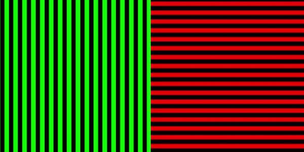 McCollough Effekt Grün-Rot