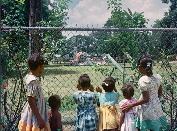 Gordon Parks Segregation Series