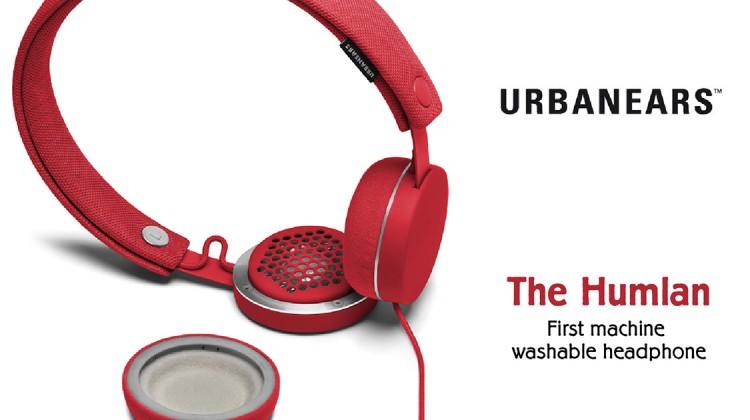 Musikalische Frische mit dem HUMLAN von Urbanears