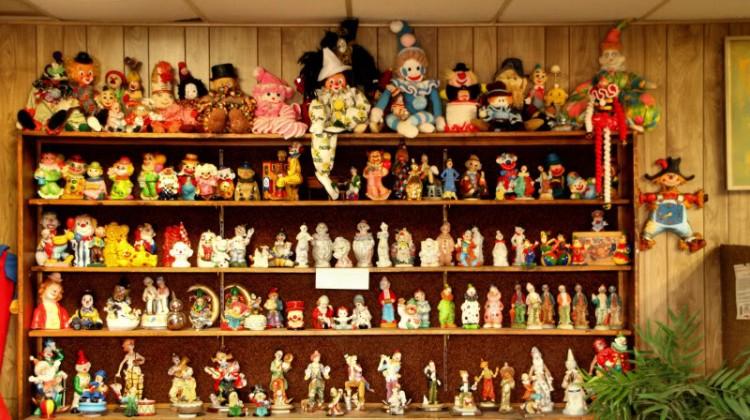 Motel des Schreckens: Clown-Sammlung