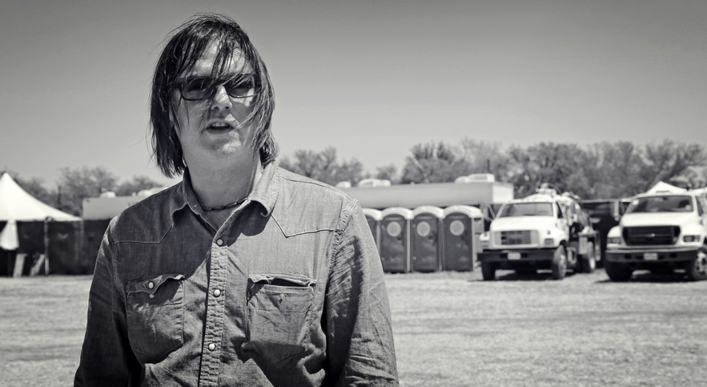 Anton Newcomb - The Brian Jonestown Massacre (Foto by Autumn Andel)