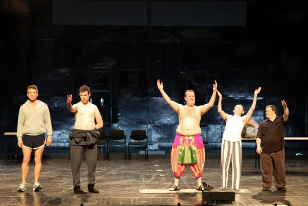 Ganesh gegen das Dritte Reich, Back to Back Theatre