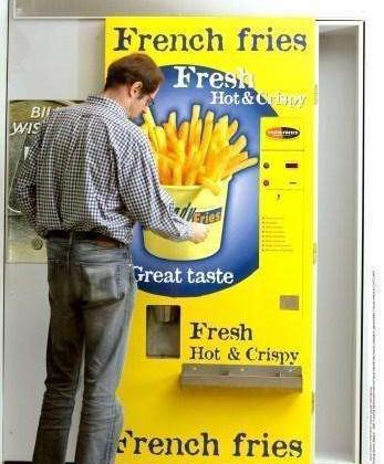Pommes Automat