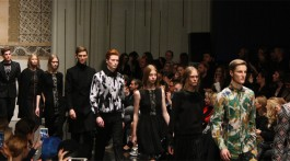Kilian Kerner MBFW Fashion Week 2015 tagebuch Show Kollektion Herbst Winter Ethno Couture
