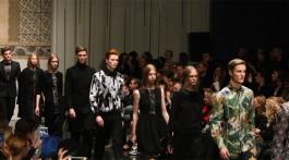 Kilian Kerner MBFW Fashion Week 2015 tagebuch Show Kollektion Herbst Winter Ethno Couture