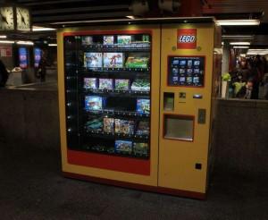 Lego Atomat
