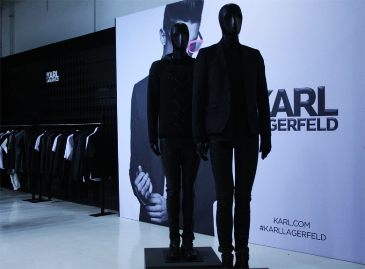 Karl by Karl Lagerfeld Premium Exhibitions Designer Mode Fashion Week Sleazemag exklusiv