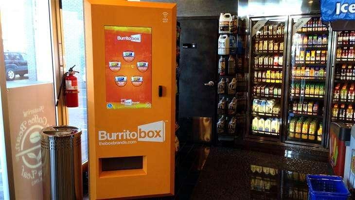 Burrito Automat