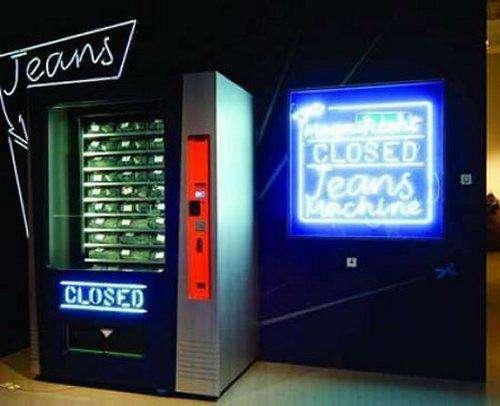 Jeans Automat