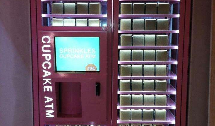 Cupcake Automat