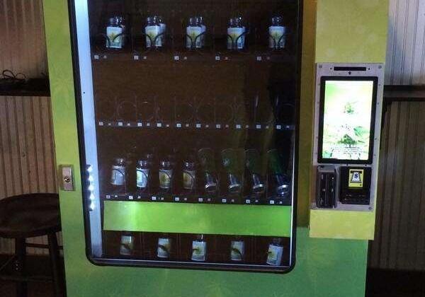 Kiffer Automat