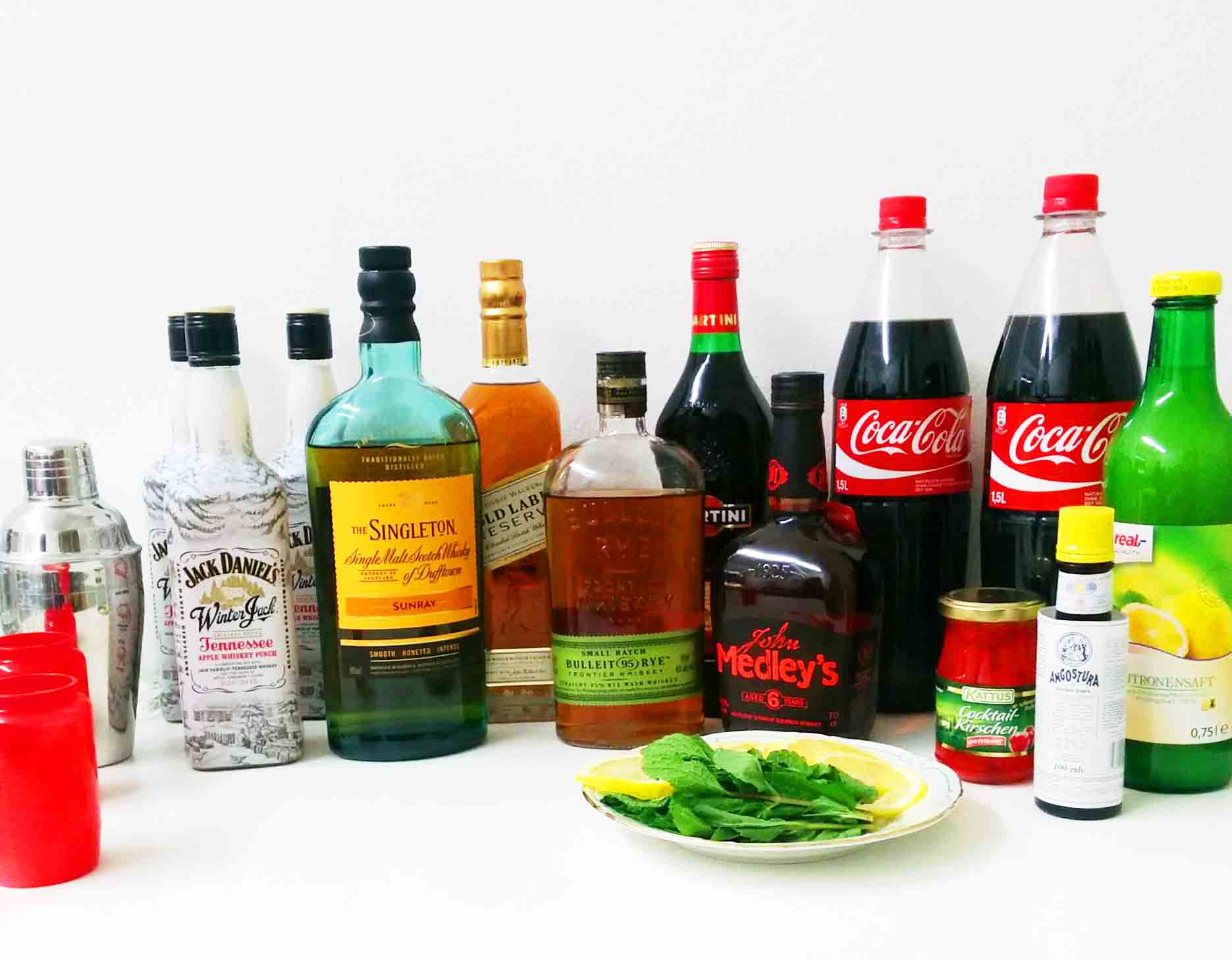 whiskey verkostung