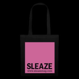 SLEAZE Beutel (pink Glitzer)