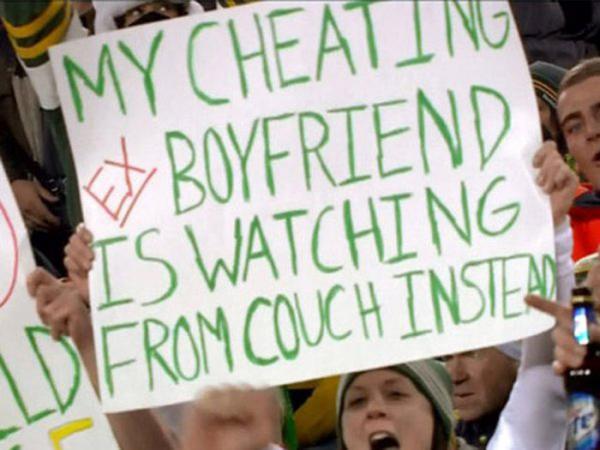 Cheating Fremdgehen