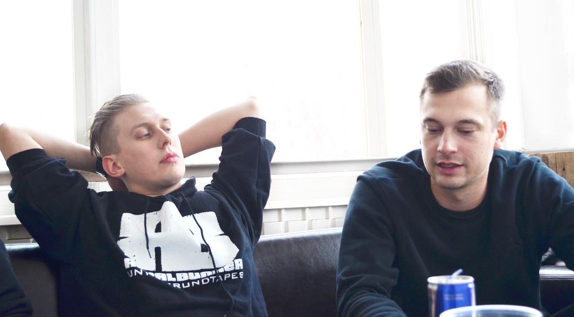 Zugezogen Maskulin Berlin Interview Sleazemag Sleaze Magazin