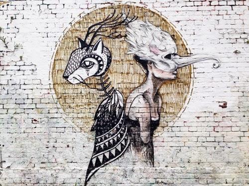 Yaam Street Art Ausstellung 2015 Schillingbrücke Berlin Events Foto Rebecca Baden