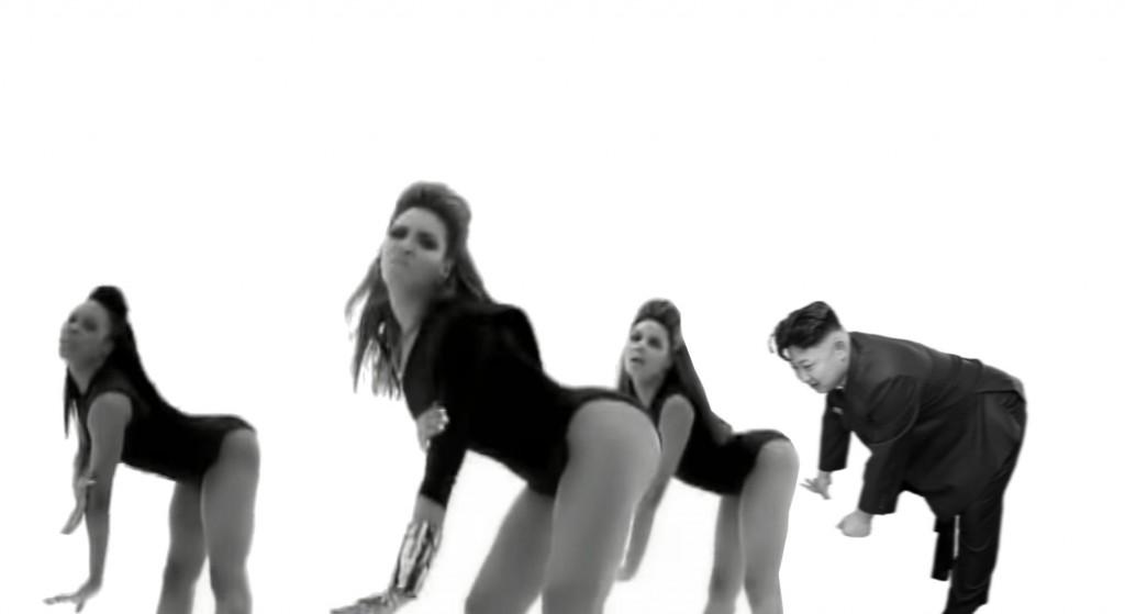 Kim Jong Un single lady parodie Beyoncé