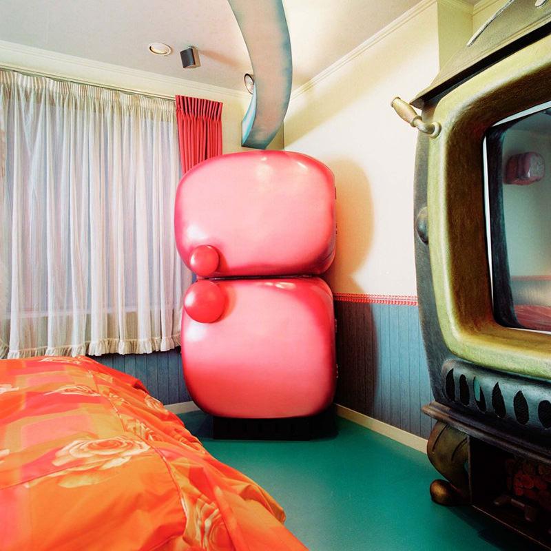 Love Hotels Surreal Misty Keasler