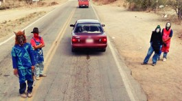 lustige Bilder in Google Street View