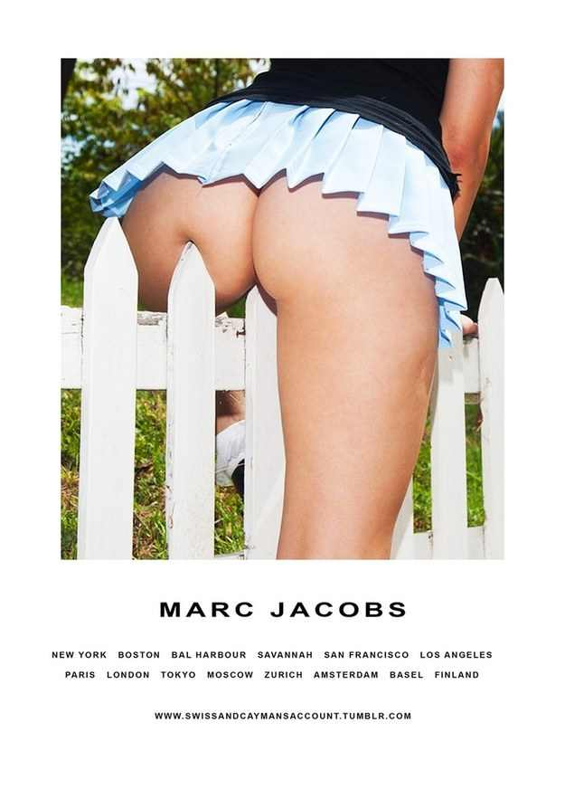 Werbesexismus, Marc Jacobs