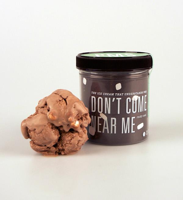EIscreme gegen PMS Regelbeschwerden Symptome Linderung Schokolade