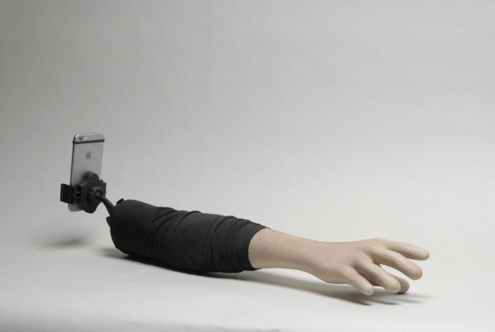 selfie-arm modell