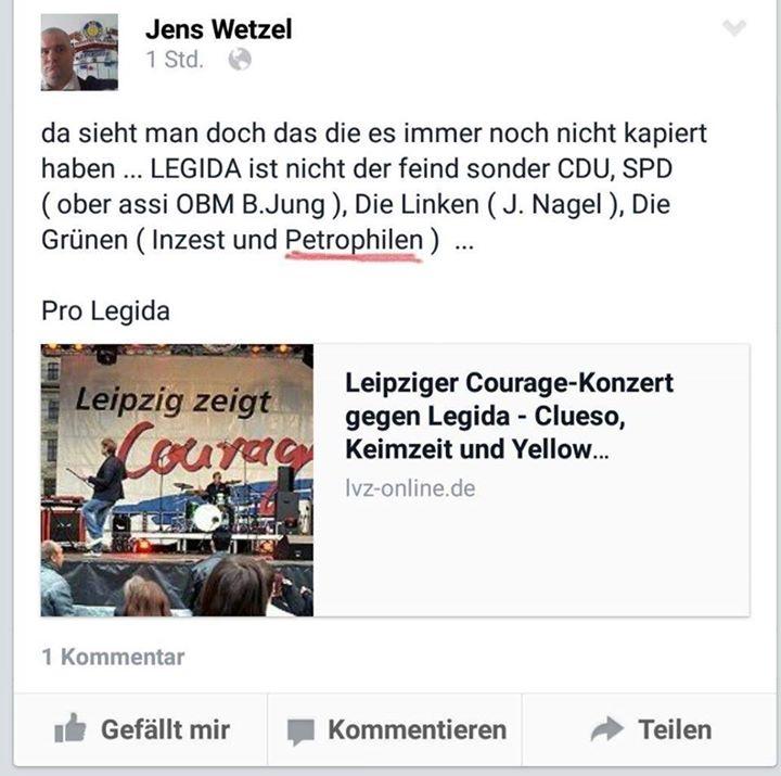 Nazis und Rechtschreibung petrophil