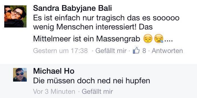 Nazis und Rechtschreibung massengrab