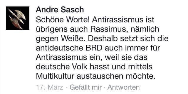 Nazis und Rechtschreibung hass