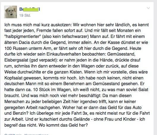 Nazis und Rechtschreibung gurke
