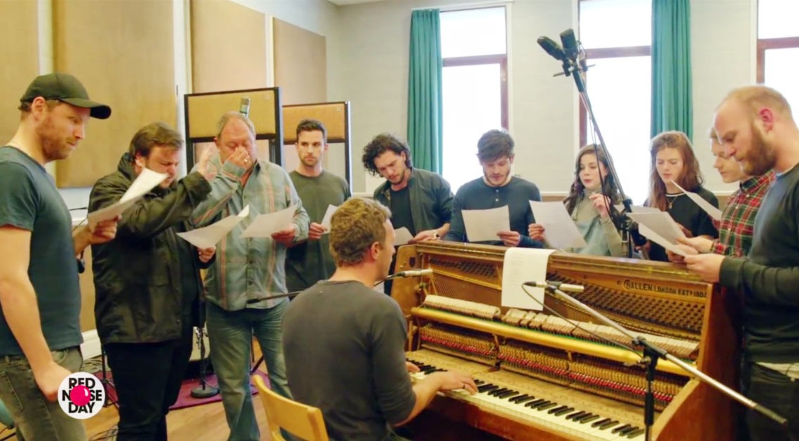 Games of Thrones Musical von Coldplay serie