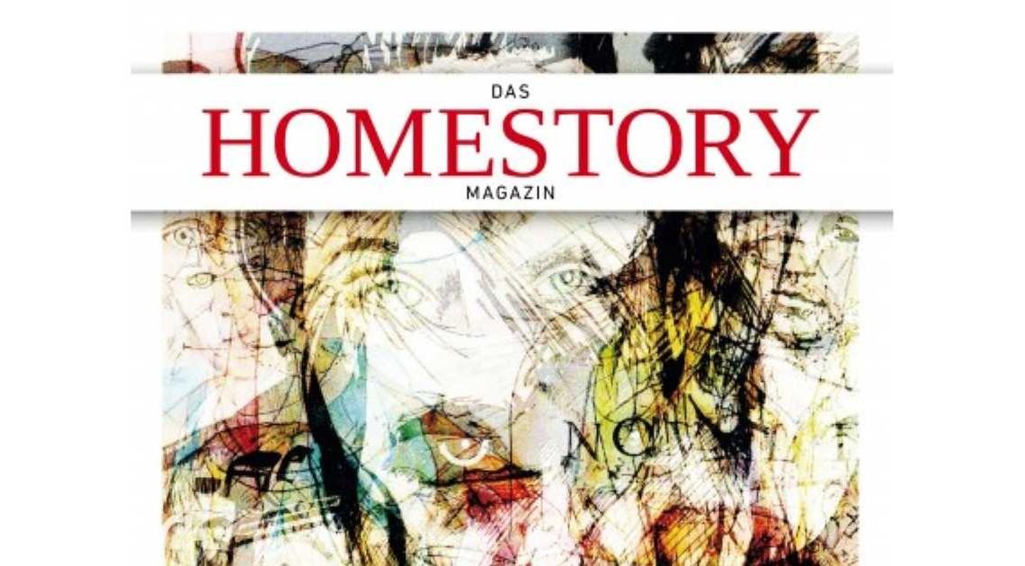Homestory Magazin, Hörbuch, Audiolith