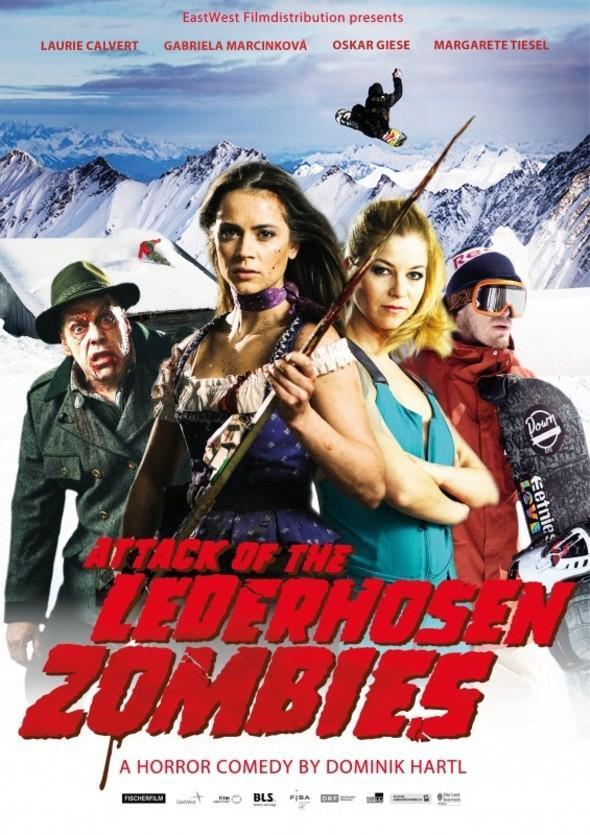 Horrorfilm aus Österreich - Attack Of the Lederhosenzombies