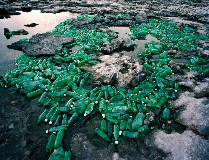 Alejandro Durán Washed Up Series Umweltverschmutzung Klimawandel Plastikmüll