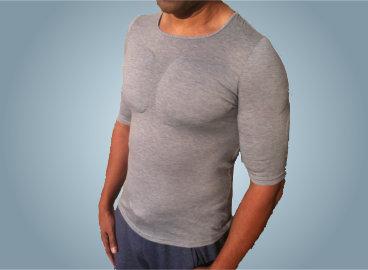 Funkybod Shirts für Männer mit Push-Up