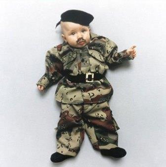 unpassende halloweenkostüme für kinder_hussein