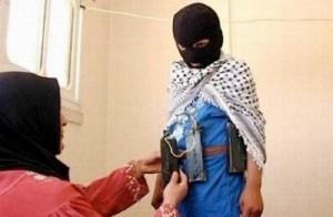 unpassende halloweenkostüme für kinder_terrorist_1