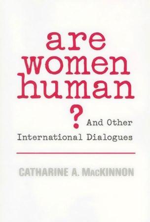 Superseltsame Buchtitel are women human