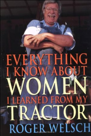 Superseltsame Buchtitel everything i know about women i learned from my tractor