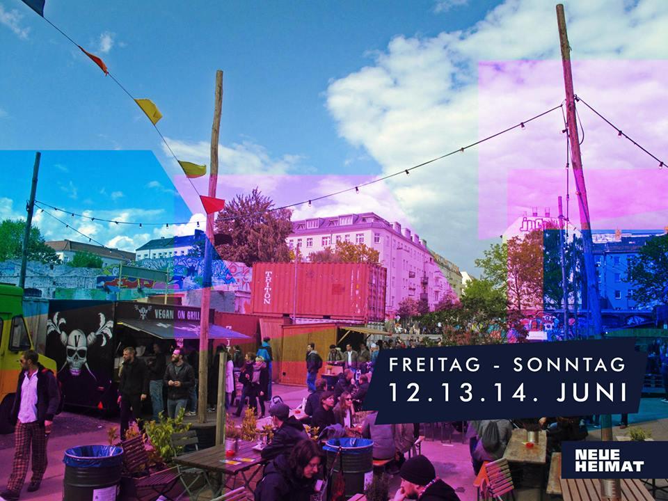 neue heimat streetfood festival berlin events flohmarkt