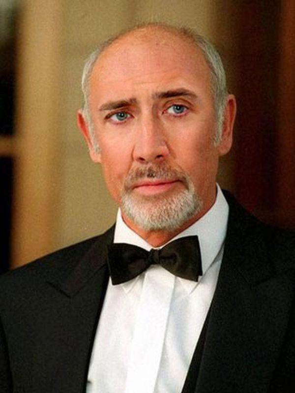 Nicolas Cage Photoshop