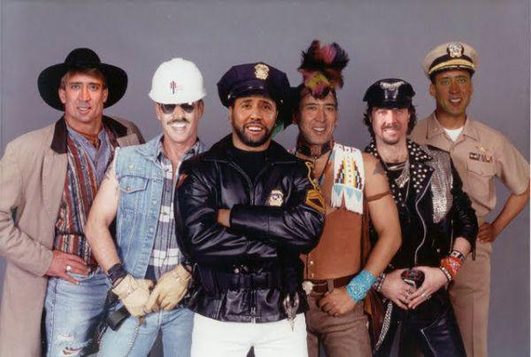 Nicolas Cage Village People