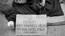 Ende der Obdachlosigkeit