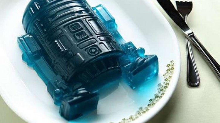 science fiction essen star wars r2d2 pudding