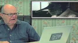 elderly react to slipknot