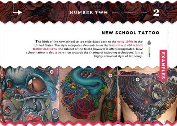 tattoo styles neotraditional new school gute tätowierer tattoo chief