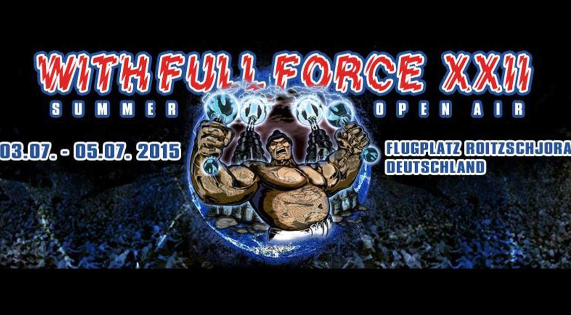 with full force festival sleaze magazin