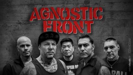 Agnostic front Festival Full Force Gotta go