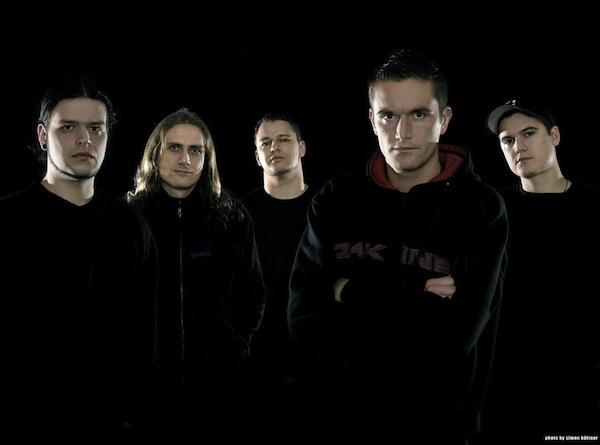 Heaven Shall Burn hardcore band